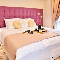 Fotografie hotelů: Hotel Capitolina City Chic, Kluž