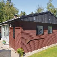 Hotel Pictures: Two-Bedroom Holiday home Nibe with a Fireplace 06, Farstrup