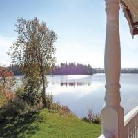 Photos de l'hôtel: Three-Bedroom Holiday home Mattmar with Mountain View 06, Arvesund