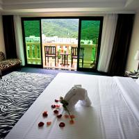Deluxe King or Twin Room with Mountain View