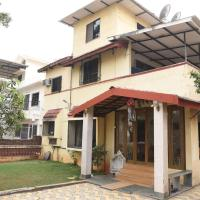 Hotel Pictures: 1 BR Bungalow in Sai Brookland Society, Lonavala (714C), by GuestHouser, Lonavala