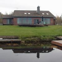 Zdjęcia hotelu: Lakeside Cedar Chalet, Big Lake