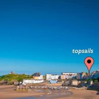 Hotel Pictures: Topsails, Gower House, Tenby