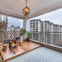 Foto Hotel: Shanshuiqiancheng Mediterranean style apartment, Guiyang