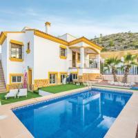Hotel Pictures: Six-Bedroom Holiday Home in Hondon de las Nieves, Hondón de las Nieves