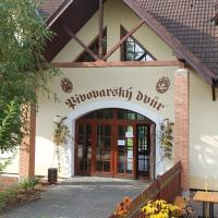 Hotel Pictures: Pivovarský dvůr Zvíkov, Zvíkovské Podhradí