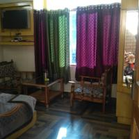 Fotografie hotelů: 1 BR Guest house in Old Manali, Manali (9BE5), by GuestHouser, Manāli