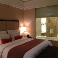 Executive Double or Twin Room with Access to Executive Lounge