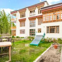 酒店图片: 1 BR Homestay in Upper Tukcha Road, Leh (F0A8), by GuestHouser, Leh