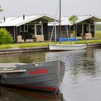 Hotel Pictures: Holiday Home Vrijrijck Waterpark Terkaple.5, Terkaple