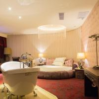 Romantic Double Room with View