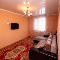 Hotellbilder: Apartment on Tashenova 111, Kokshetau
