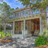 Foto Hotel: Beautiful 3 Bedroom Home- Steps away from the Watercolor Camp Pool & Green, Seagrove Beach