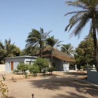 ホテル写真: résidence la palmeraie, Kabrousse