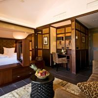 African Junior Suite (4 Adults or 2 Adults and 2 Children)