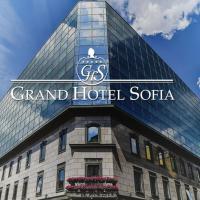 Hotelbilleder: Grand Hotel Sofia, Sofia