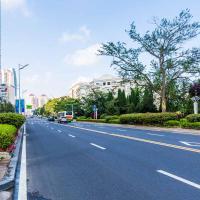 Zdjęcia hotelu: Qingdao Shinan·Wusi Square· Locals Apartment 00155160, Qingdao