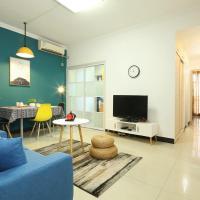 Zdjęcia hotelu: Wuhan Hongshan·Guanggu Square· Locals Apartment 00117180, Wuhan