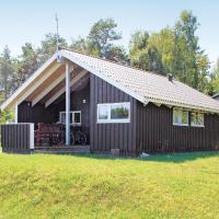 Hotel Pictures: Holiday home Gl. Kirkebjerg Knebel II, Knebel