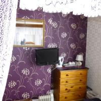 Double Room with Four Poster Bed with Sea View