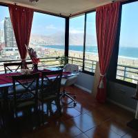 Zdjęcia hotelu: Departamento Playa Brava 2Hab. 2Baños, Iquique