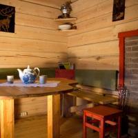 Three-Bedroom House with Sauna