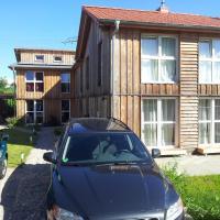 Apartment mit 4 Zimmern, Meerblick und Terrasse - Putbuser Weg 5