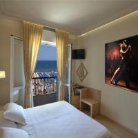 Double or Twin Room with Beach Access