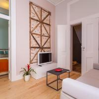 Comfort One-Bedroom Apartment with Double Bed (2 adults + 1 child)