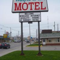 Hotel Pictures: Maple Glen Motel, London