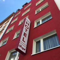 Hotellikuvia: Hotel Royal, Frankfurt am Main