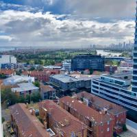 Zdjęcia hotelu: Elegance and Style with Penthouse Views, Melbourne