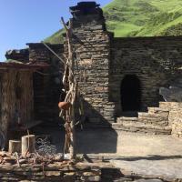 Hotellikuvia: Andaki Guesthouse, Shatili