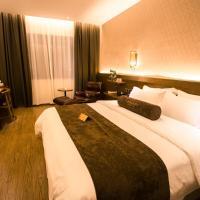Hotelbilder: James Joyce Coffetel Shanghai Jinshan City Beach Bailian Shopping Center Branch, Jinshan