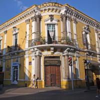 ホテル写真: オステル オスペダルテ セントロ, グアダラハラ