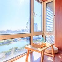 Zdjęcia hotelu: Tianjin Hongqiao·Eye of Tianjin· Locals Apartment 00170410, Tianjin