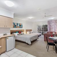 Zdjęcia hotelu: Zenith Studio, Unit 3/10 Messines Street, Shoal Bay