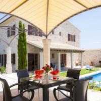 Hotel Pictures: es Llombards Villa Sleeps 10 Pool Air Con WiFi, Llombarts