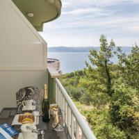 Fotos do Hotel: Apartment Brela with Sea View 10, Brela