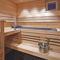 Large Two-Bedroom Apartment with Sauna