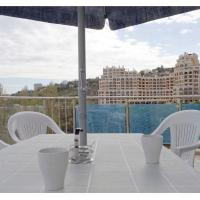Two-Bedroom Apartment with Terrace and Sea View