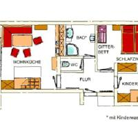 Superior Two-Bedroom Apartment (4 Persons)