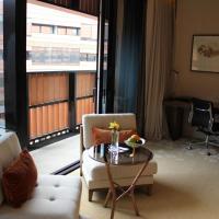 Courtyard King or Twin Room