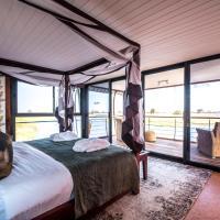 Hotellikuvia: The Namushasha River Villa, Kongola