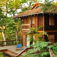 Beach Front Deluxe Tree House Suite