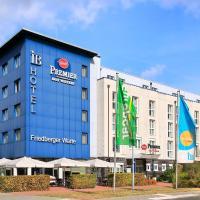 Zdjęcia hotelu: Best Western Premier IB Hotel Friedberger Warte, Frankfurt nad Menem