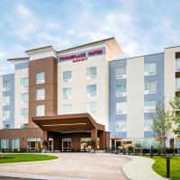 Zdjęcia hotelu: TownePlace Suites by Marriott Fort McMurray, Fort McMurray