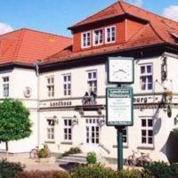 Hotel Pictures: Hotel Landhaus - Wittenburg, Wittenburg
