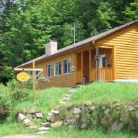 Hotel Pictures: Cottages du Lac Orford, Unités A & B, Eastman
