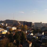 Zdjęcia hotelu: Chornavola Apartment, Goloskovka